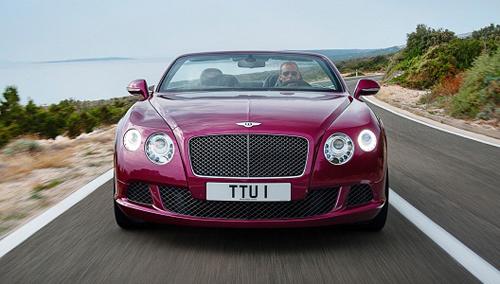 car-news, Continental GTC Speed 2013, Bentley, Detroit 2013, Continental GTC