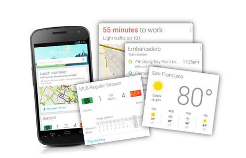 Google, Android, Google Translate, Chrome, Google Now