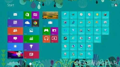 Windows 9, Modern UI, Windows Blue, Microsoft,