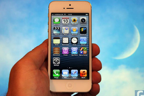 Mobile-news, iPhone 5, Apple, iPhone 5S, Touch On Display