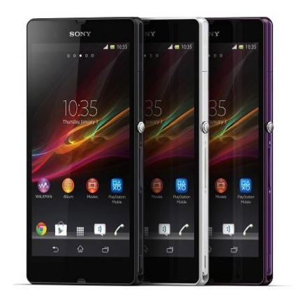 Xperia Z, Qualcomm Snapdragon, Android 4.1 Jelly Bean, Nexus 4, Sony