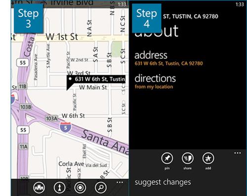 Nokia Maps , Lumia, Windows Phone, Google Maps, Google Earth, Microsoft, myVietBanDo, Mobile Maps
