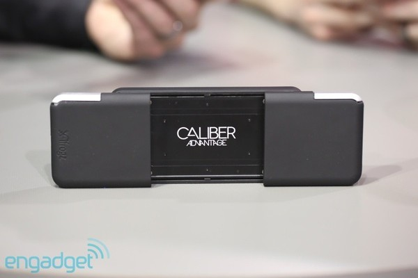 Caliber Advantage, iPhone, iPod touch, game