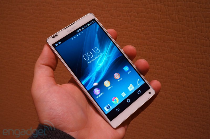 Mobile-news, Xperia Z, Qualcomm Snapdragon, Android 4.1 Jelly Bean, Sony