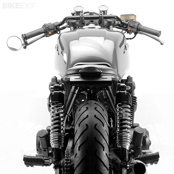 Steel Bent Customs,  Steel Bent Customs,  Honda CB750, Honda Clubman