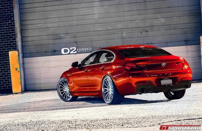 car-news, D2Forged, BMW 6-Series Gran Coupe, BMW, CV15
