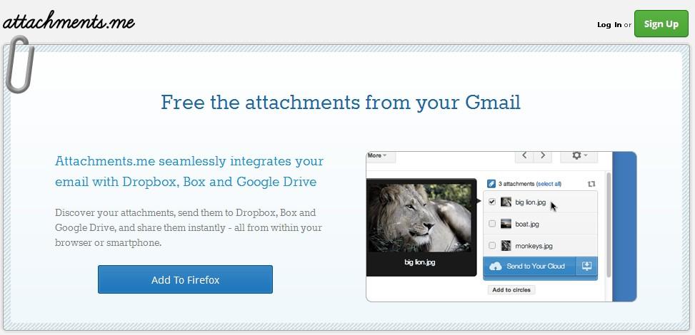 Firefox, Gmail, Dropbox, Google Drive, SkyDrive