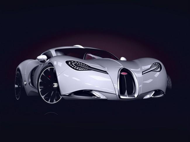 car-news,Bugatti Veyron, Pawel Czyzewski, Bugatti Gangloff
