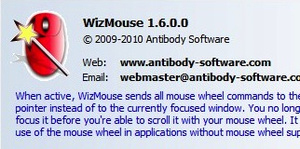WizMouse, Skitch, PotPlayer, Windows, Bins, Dexpot, Growl