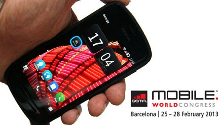 Mobile World Congress, HTC, HTC One, Android, Nokia,  Galaxy S 4