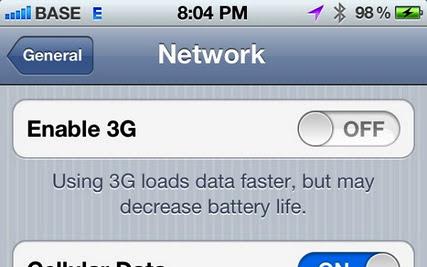 Mobile-news, iPhone, pin, Wifi, 3G,