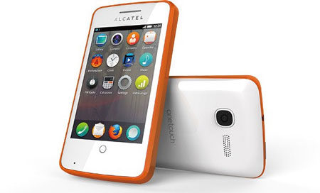Alcatel One Touch Fire, ZTE Open, Firefox OS,  Android, iOS