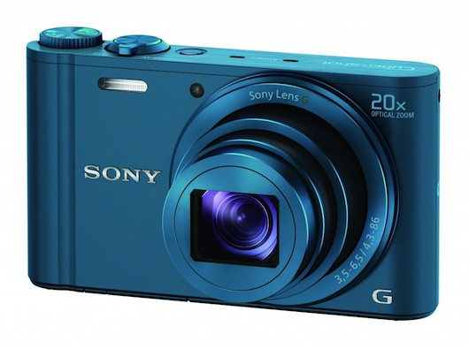 DSC-HX5V,  WX300, Cyber-shot WX300, Sony, Android,  iOS