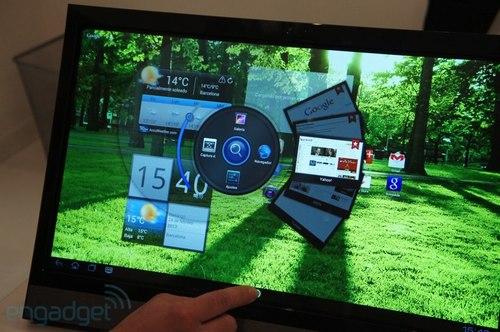 Acer,  Smart Display DA220HQL, Android