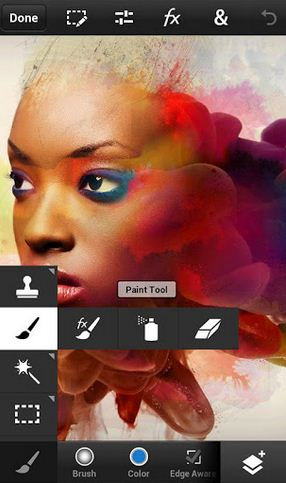 App-news, Photoshop Touch, iOS, Android