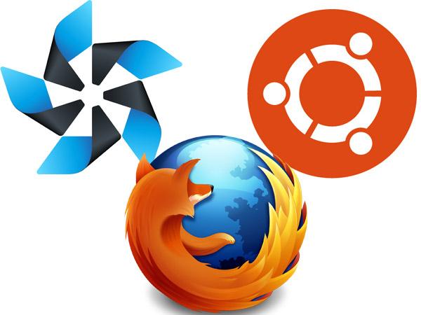 Firefox, Firefox OS, Tizen, Ubuntu, Ubuntu Touch, OS-news