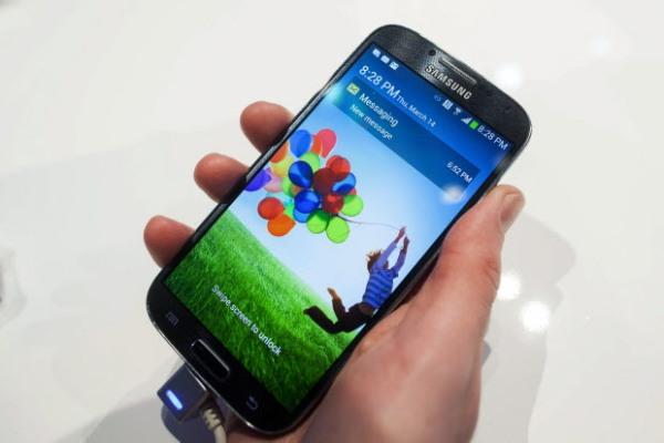 Samsung, Galaxy, Galaxy S IV, gia ban, mobile-news