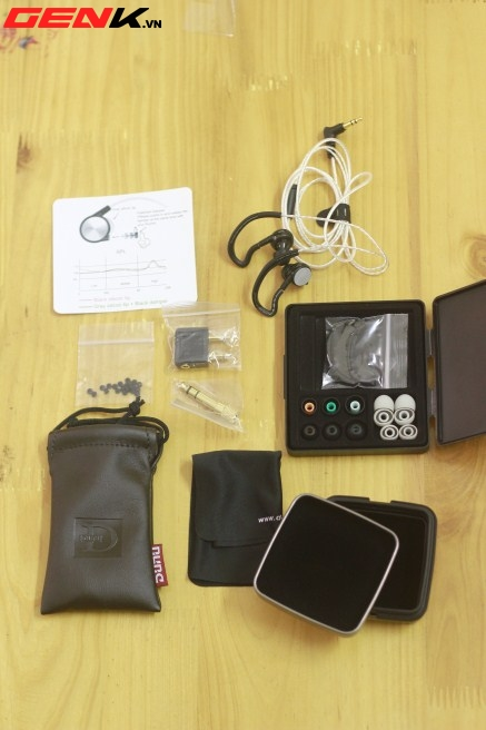 Dunu Taichi DN19, smartphone, tai nghe, dap hop, mobile-news