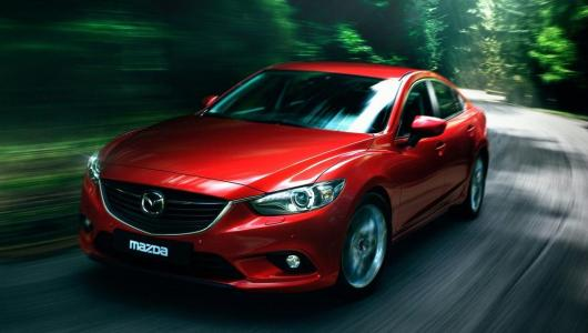 Mazda6 2014, Honda Accord 2013, Car-news