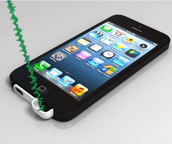 iPhone 5, iPhone, Apple, iPlifier, loa, âm thanh, mobile-news