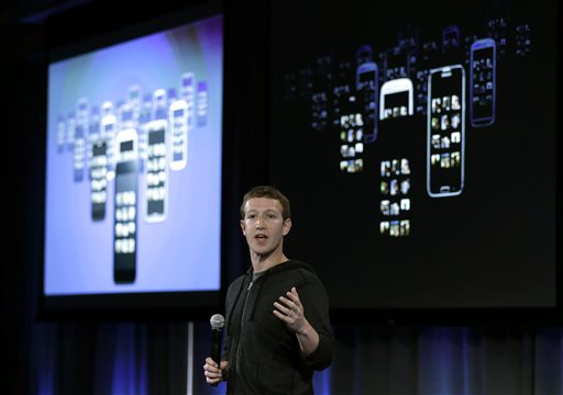 Facebook, Android, HTC, CEO Mark Zuckerberg, HTC First, mobile-news