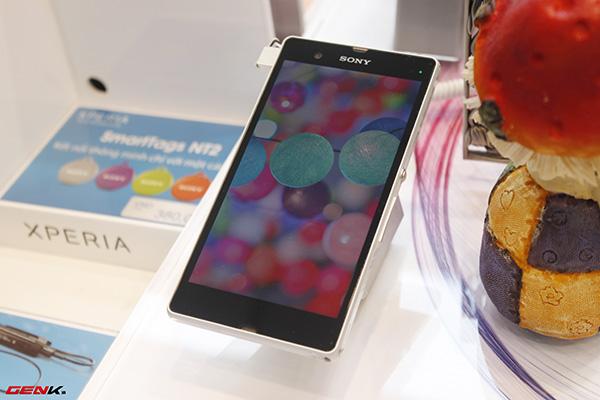 Sony, Xperia Z, tablet, smartphone, loa, cấu hình, siều phẩm
