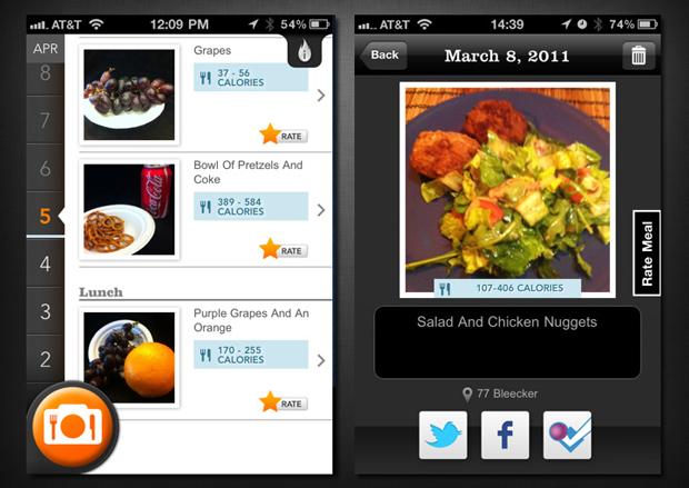 Apple, iPhone, iPod,iTunes, iPad, P90X, Cardio Mapper,Photo Calorie, MyFitnessPal, iMapMyRUN +,  App Store,thủ thuật, App-news
