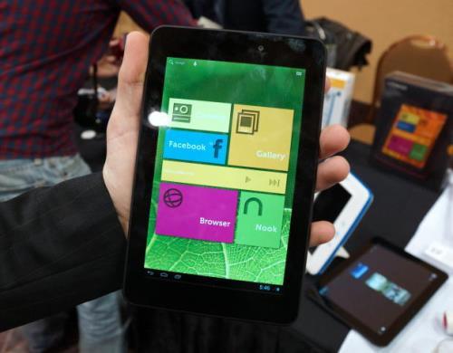 Samsung Galaxy Note 8, Sony Xperia Tablet Z, HP Slate 7, Polaroid M7,  Archos 80 Titanium, tablet-news