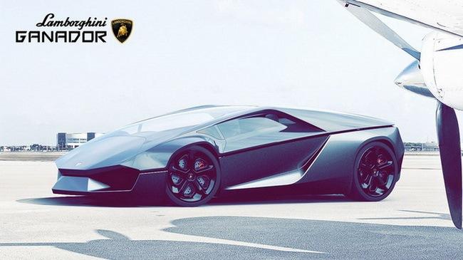 Lamborghini Ganador, siều xe, siều phẩm, xế khủng, car-news