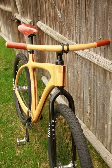 Woody Scorcher, xe đạp, xế độc