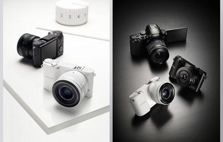 Samsung, máy ảnh, Samsung NX1000, chụp 3D, camera-news