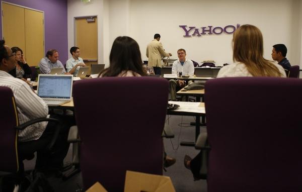 Google, Yahoo, Microsoft, Facebook