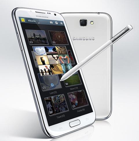 HTC DNA, Samsung Galaxy Note II, Google Nexus 4, Motorola Droid Razr M