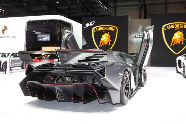 Lamborghini Veneno, siều xe, xế khủng, xe xấu