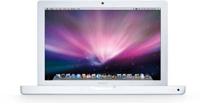 MacBook Pro 13 inch với màu trắng truyền thống. Ảnh: Apple
