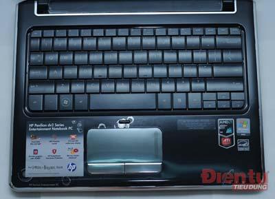 Bàn phím bằng 92% laptop thông thường