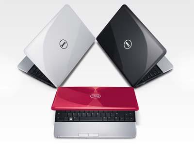 Bộ 3 phiền bản mới Dell Insiron 13. Ảnh: Dell