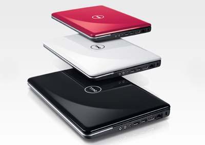 Có 3 màu đen, trắng, đỏ. Ảnh: Dell