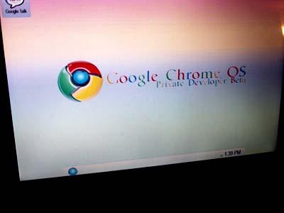 Nhưng Chrome OS thực sự là hiểm họa cho MS trong tương lai