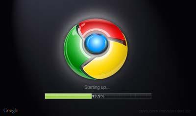 Chrome sẽ chỉ mất 10 giây để khởi động.