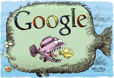 Yahoo! sớm muộn sẽ nằm trong tay Microsoft. Ảnh: LaNews