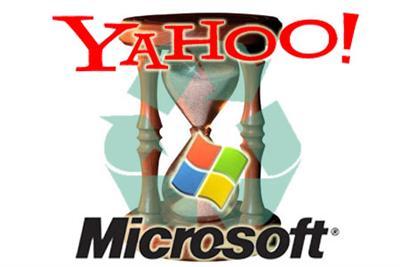 Microsoft, Yahoo!.