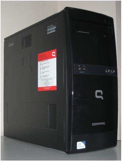 HP Compaq Presario 3016L