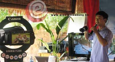 Canon Legria FM