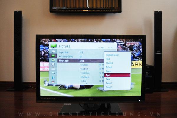 TV kích cỡ lớn