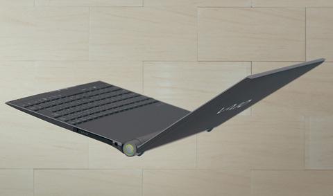 notebook vaio X