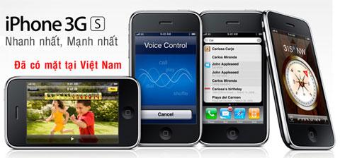iPhone bán tại Việt Nam