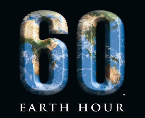 earth hour 2010