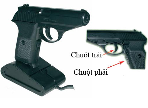 Gun Mouse