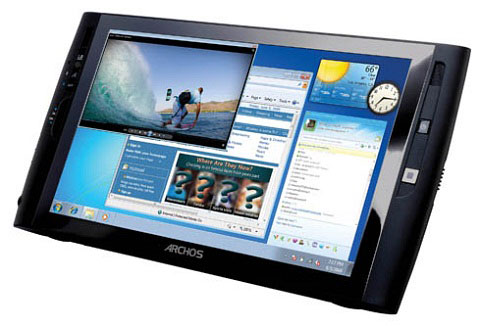 archos windows 7 tablet